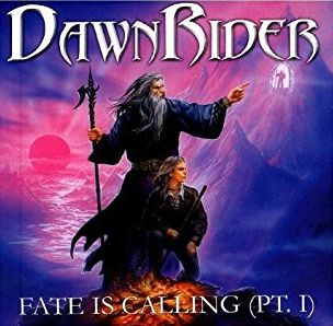 DawnRider - Fate is Calling, Pt 12005Guitar Solo on