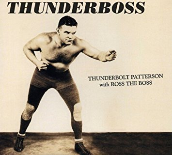 Thunderboss - ThunderbossAug 2006 (CD Release of Thunderbolt Patterson with Ross The Boss) Guitars