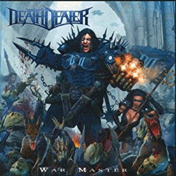 Death Dealer - War Master2013Lead Guitar, Co-writer and Co-Producer