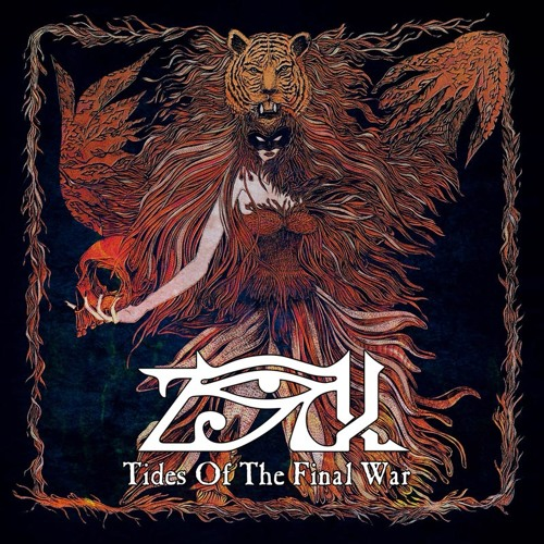 ZIX - Tides of the Final War2016Guitar on