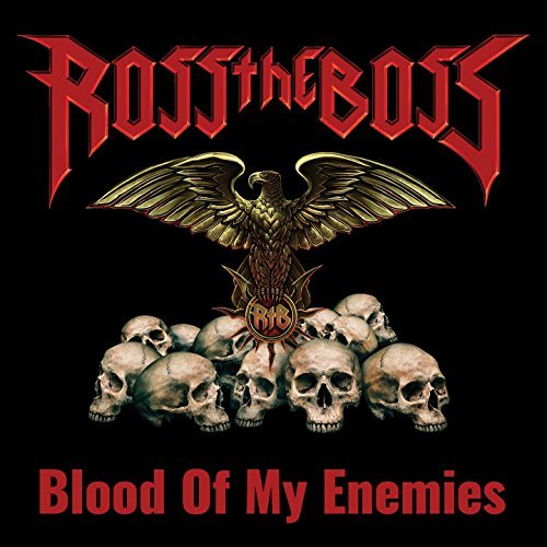 Ross The Boss - Blood of my Enemies (single)2017Co-writer, Guitars