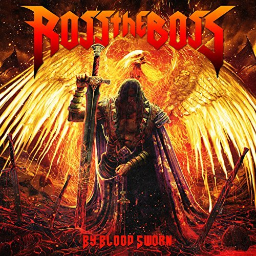 Ross The Boss  - By Blood Swornto be released April 20, 2018Guitars, Keyboards, Composer, Executive Producer