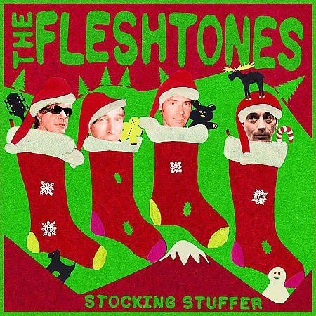 "The Fleshtones - Stocking StufferOct 2008Guitar on ""Six White Boomers"""