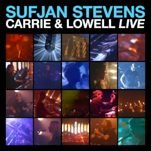 Sufjan Stevens - Carrie & Lowell Live.  Carrie & Lowell came out in 2015, and was on repeat quite a bit in '15. This live album is so well done and so intimate. I couldn't stop playing it. You know how some live albums are better than the studio recording? I think this is one of those examples. There's also a video album you can watch. I just wish Sufjan Stevens released it on vinyl instead of digital only.