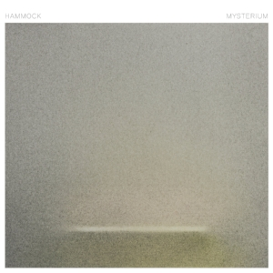 Hammock - Mysterium.  How to describe  Mysterium? It's  a beautiful, minimalist album that is not light on evoking emotion. I found  Mysterium  to be a calming influence this past year, a year where I needed it more than ever.