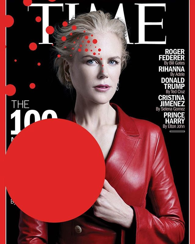 @time @nicolekidman May 2018 📸 #peterhapak  #spotspotdash . . #fashion #art #collage #colorful #fashionmagazine #creativelife #livecreatively #pursuepretty #createeveryday #instaart #creativedesign #colorcrush #style #fashionaddict #photographer #dailydoseofcolor #photography #thefutureisfemale #time #time100 #timemostinfluencialpeople #timemagazine #biglittlelies #nicolekidman