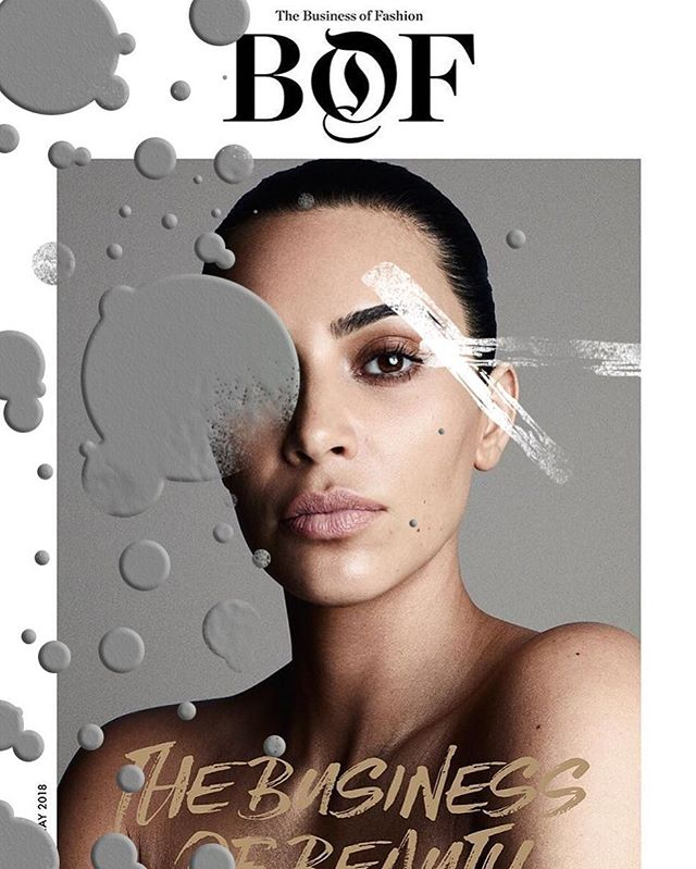@bof @kimkardashian May 2018 📸 @benhassett #spotspotdash . . #fashion #art #collage #colorful #fashionmagazine #creativelife #livecreatively #pursuepretty #createeveryday #instaart #creativedesign #colorcrush #style #fashionaddict #photographer #dailydoseofcolor #photography #kimkardashian #bof #picame #bofvoices #kkw #kkwbeauty