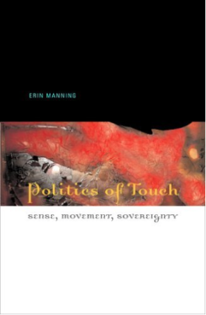 Politics of Touch Book Cover