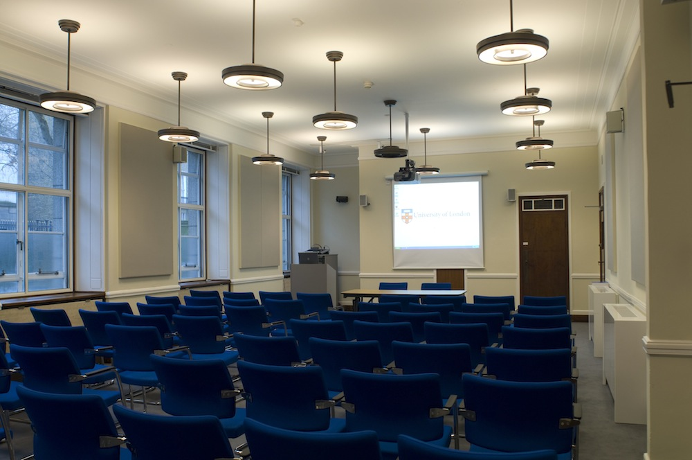 Venue: Court Room, Malet Street, London, WC1E 7HU