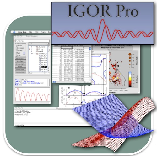 Produces 2D and 3D plots. Targeting science and engineering disciplines with a number of signal processing, curve fitting and peak analysis options. Particularly useful for analysis and presentation of 3D volumetric data (i.e from MRI or CT data). Additional C and C++ programming interface, data acquisition and third party plugins.