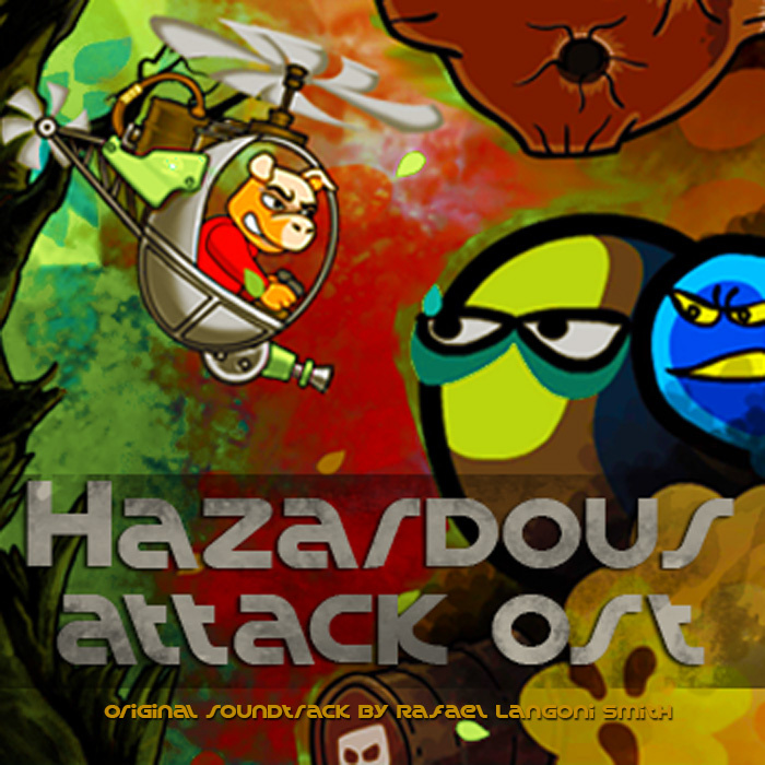 Hazardous Attack OST