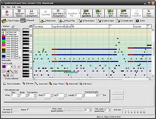 Coleção de Soundfonts do Woolys