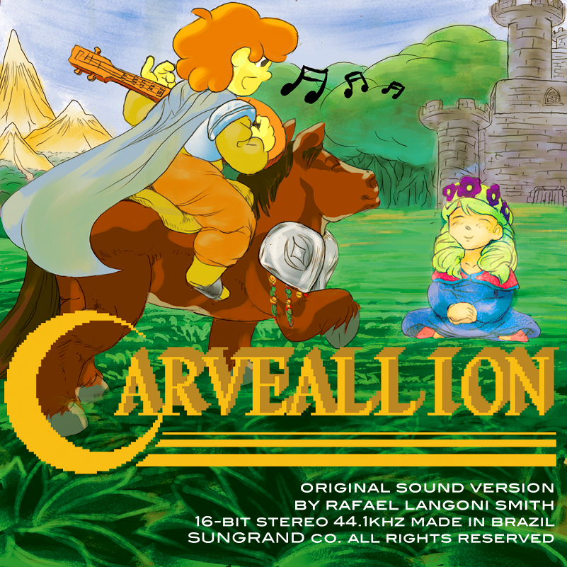 Carveallion OST