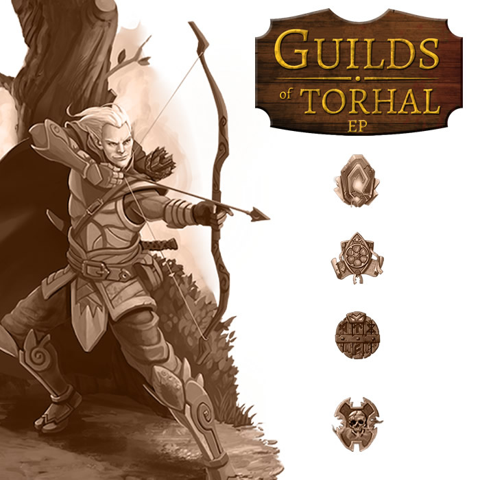 Guilds of Torhal EP