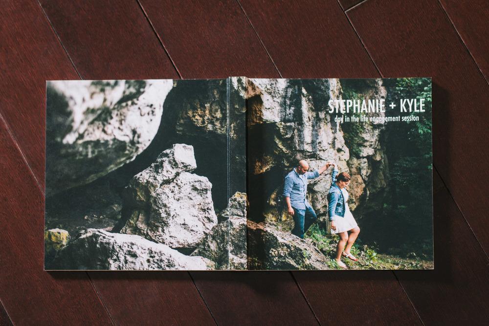 Photo Wrap Album