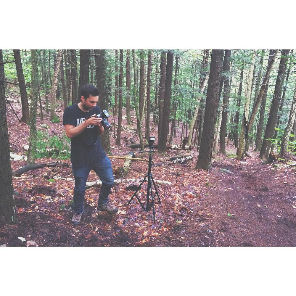 Today the woods were crawling with #thewildbunchphotography. Good times shooting Enduro, more commonly know as, old fashion mountain biking. #scottbarberfilm