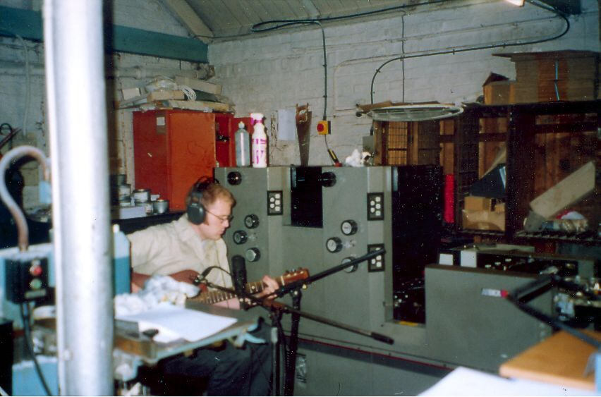 The Print Shop, Largs Scotland, 2003