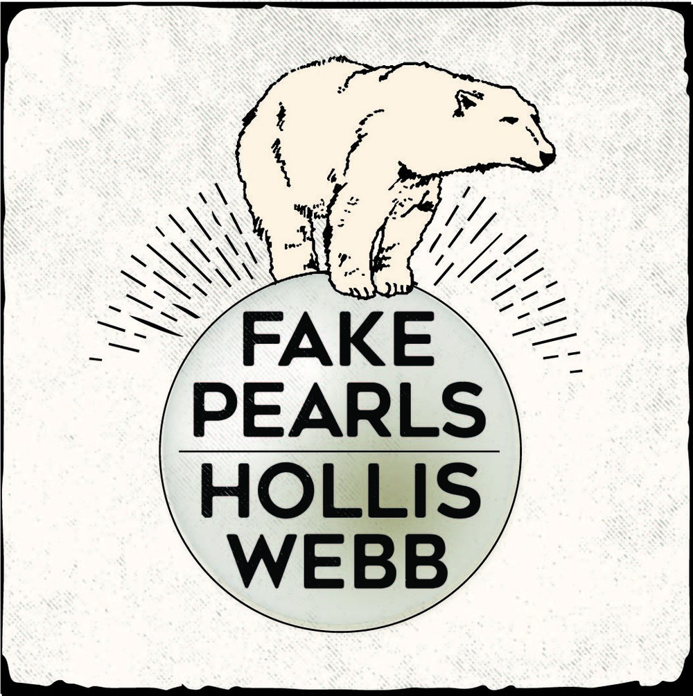 "Cover of 7"" Single  Fake Pearls"