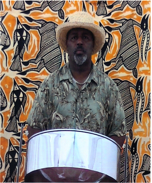 Keith Johnson - Steel Drums