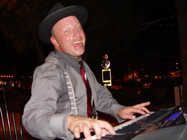 Jason Tracy - Keyboard