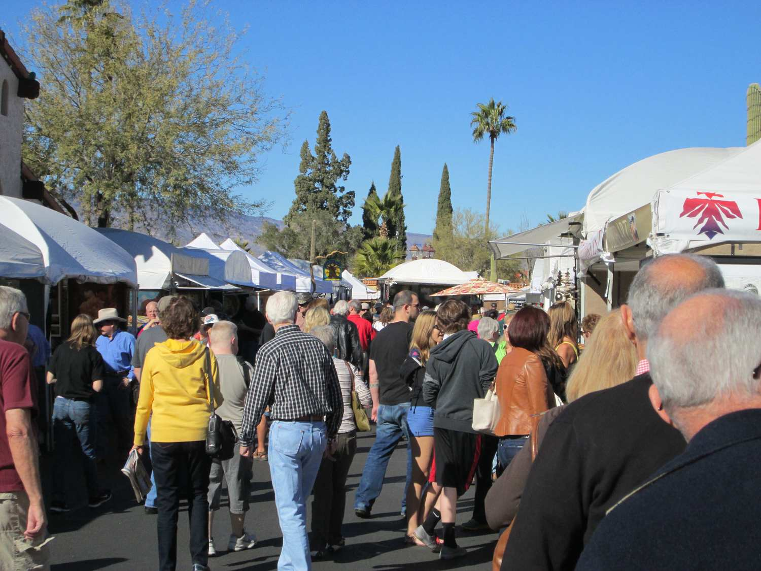 25th Annual Carefree Fine Art & Wine Festival — Thunderbird