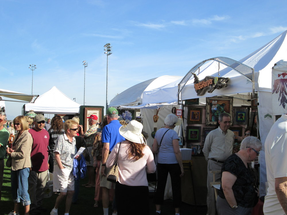 Surprise Fine Art & Wine Festival: January