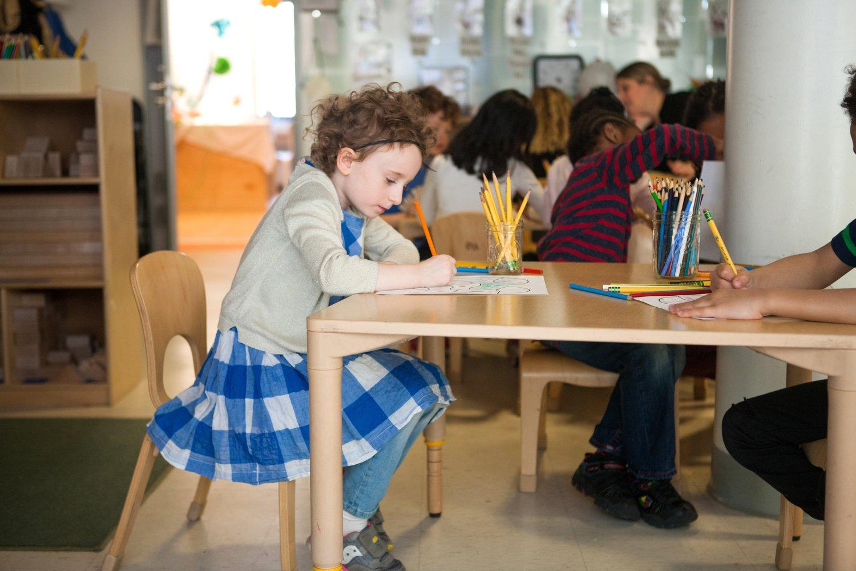Blue School Independent School In New York City Preschool