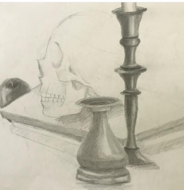 Student Art, 7th Grade