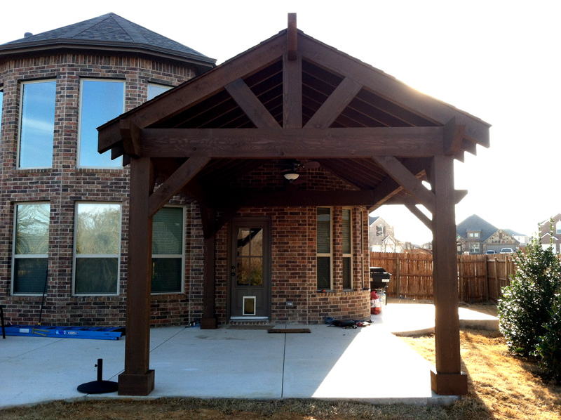 Ordinaire Patio Cover Denton TX