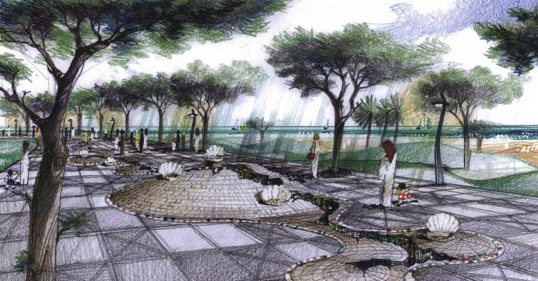 North Beach Development - Jubail