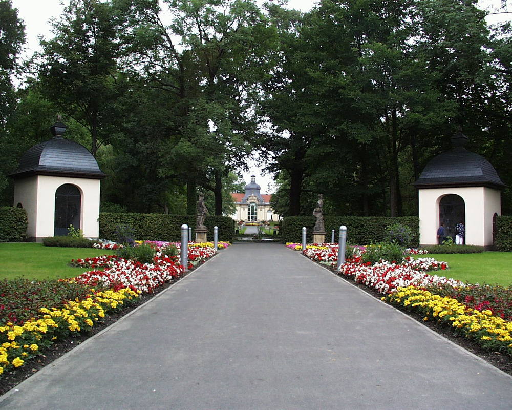 Von-Seckendorff-Park - Meuselwitz
