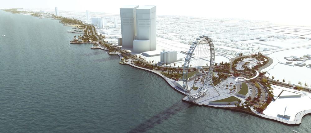 North Corniche Development - Jeddah