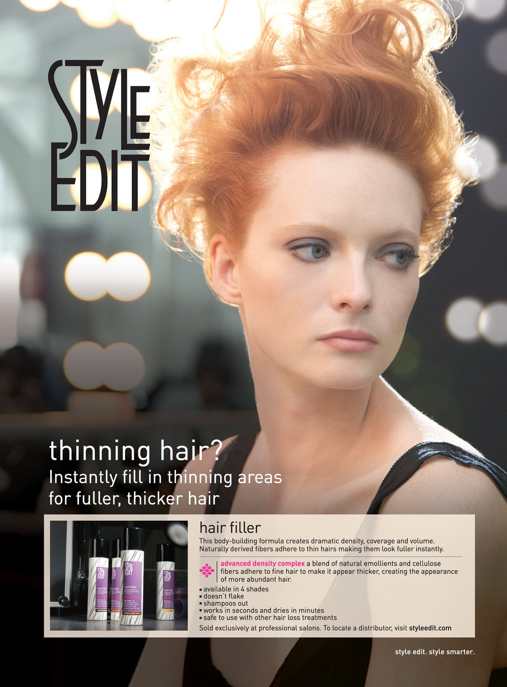 style edit haircare