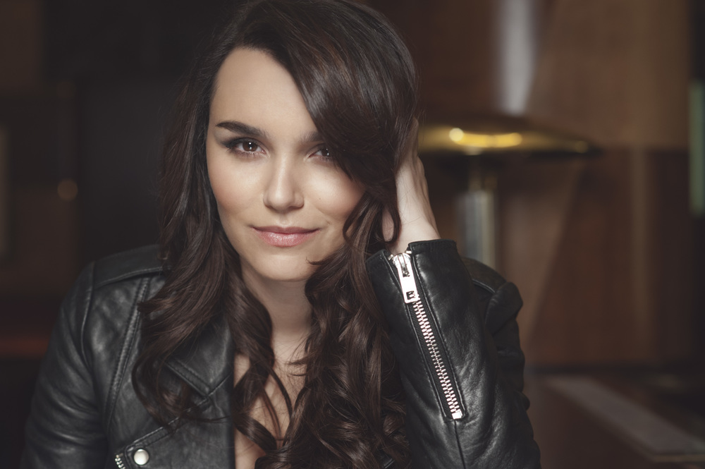 Samantha Barks_Album & Nationwide Tour