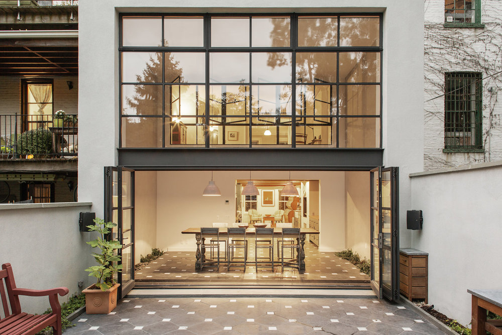 ELIZABETH ROBERTS ARCHITECTURE & DESIGN