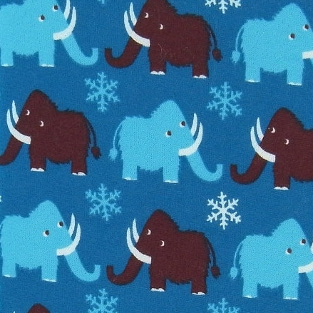 Wooly Mammoths polar fleece, coming soon!
