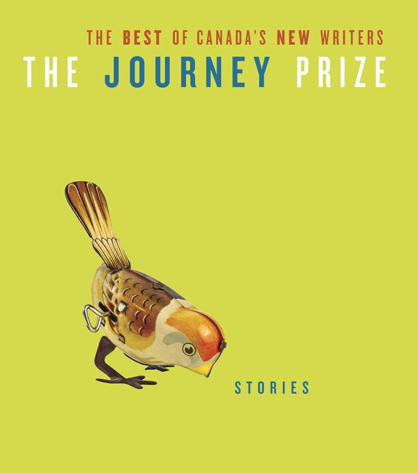 Journey Prize Anthology 2014