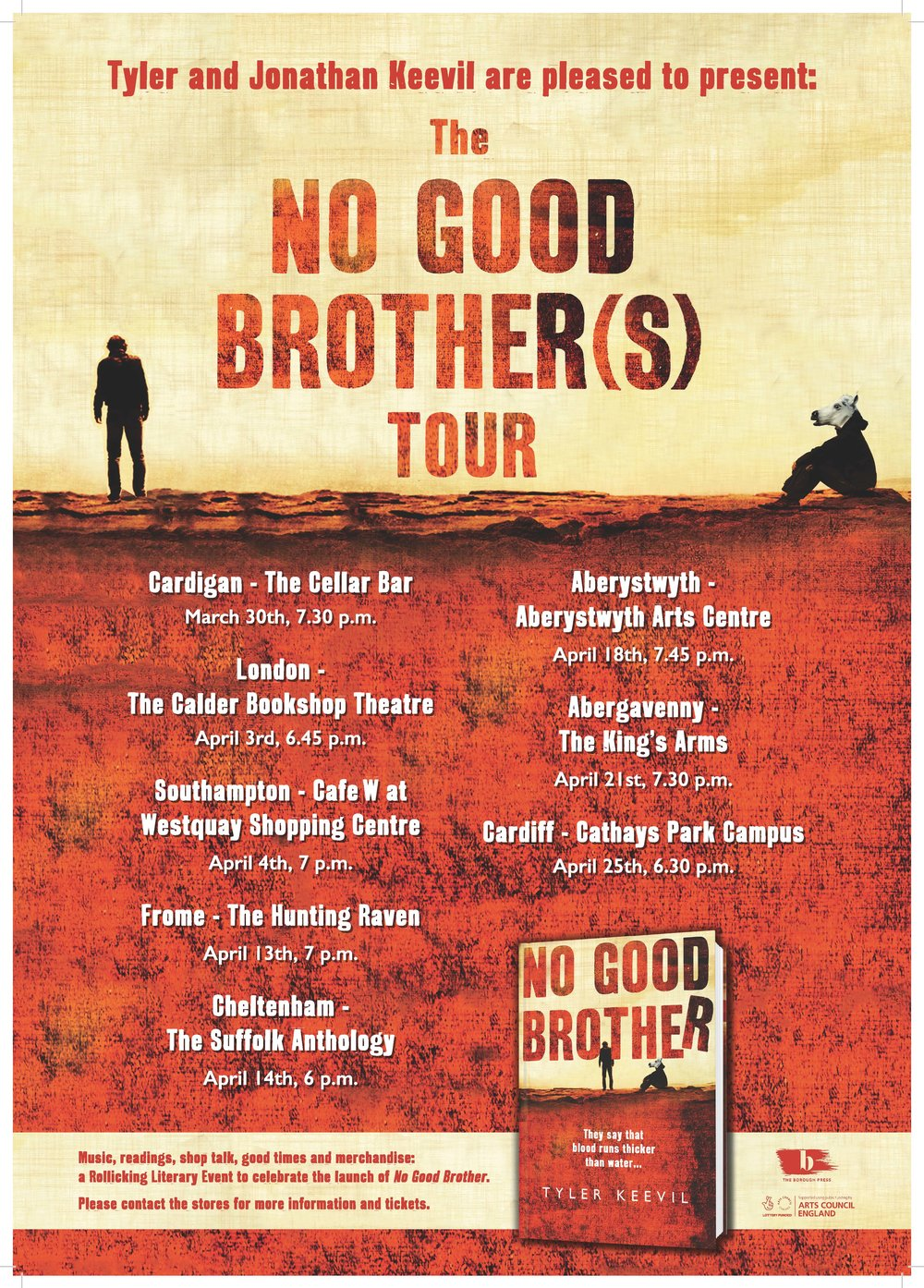 No Good Brother Tour Poster.jpg