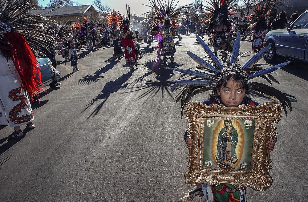 Dia de la Virgen, Albuquerque