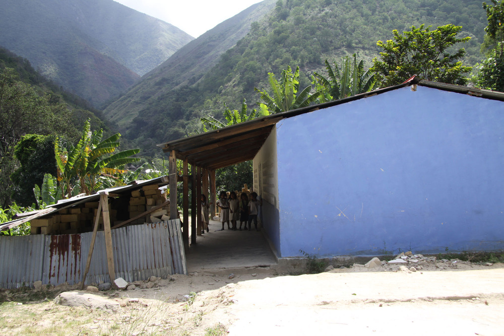 Current schoolbuilding