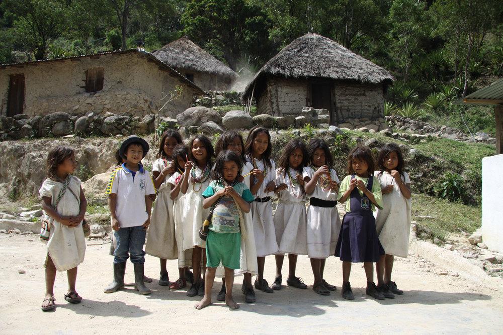 Schoolchildren