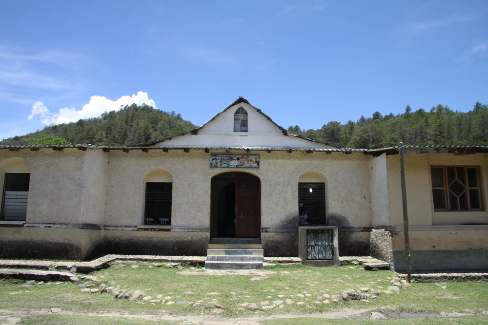 Health Center of Nabusimake