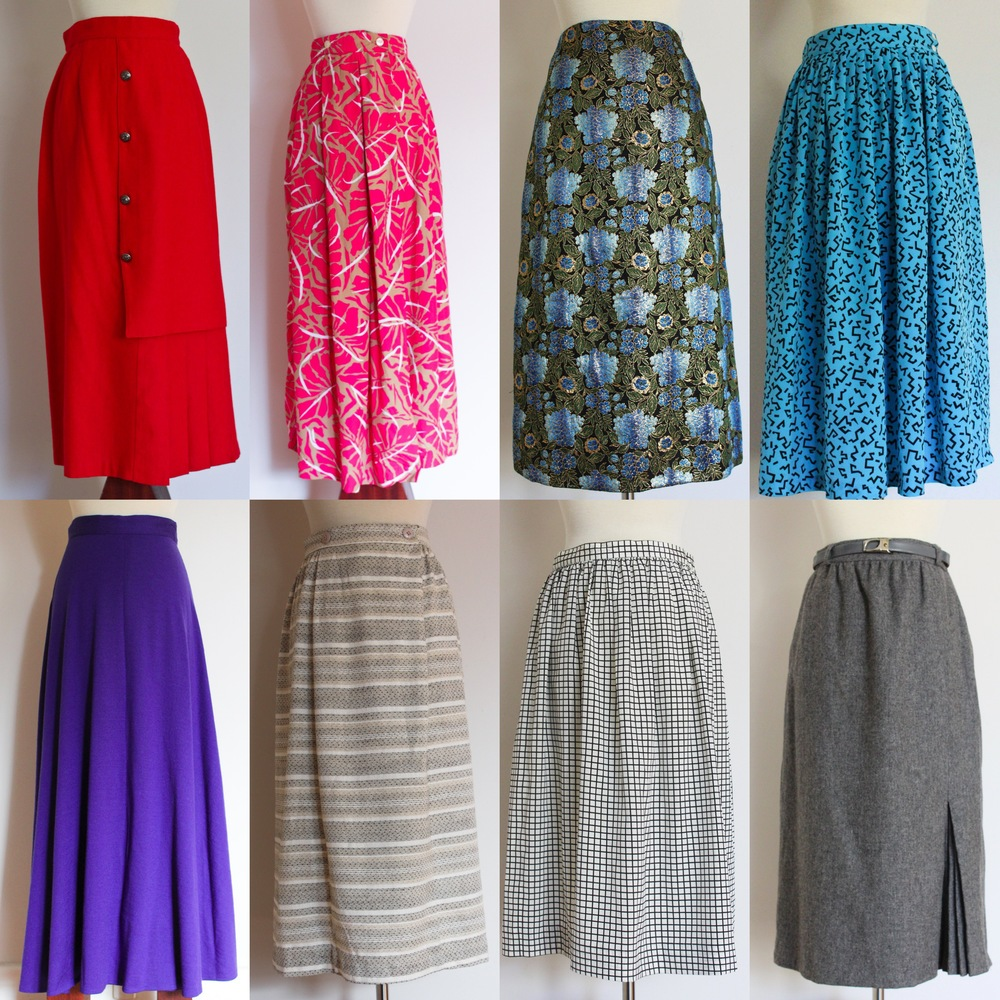 Click the image to shop Inherited's full skirt section!