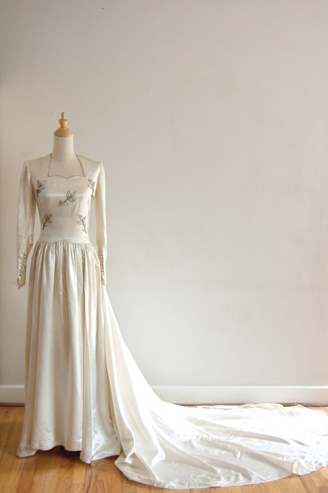 1940swedding