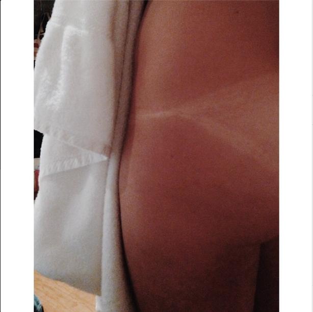 Express tan