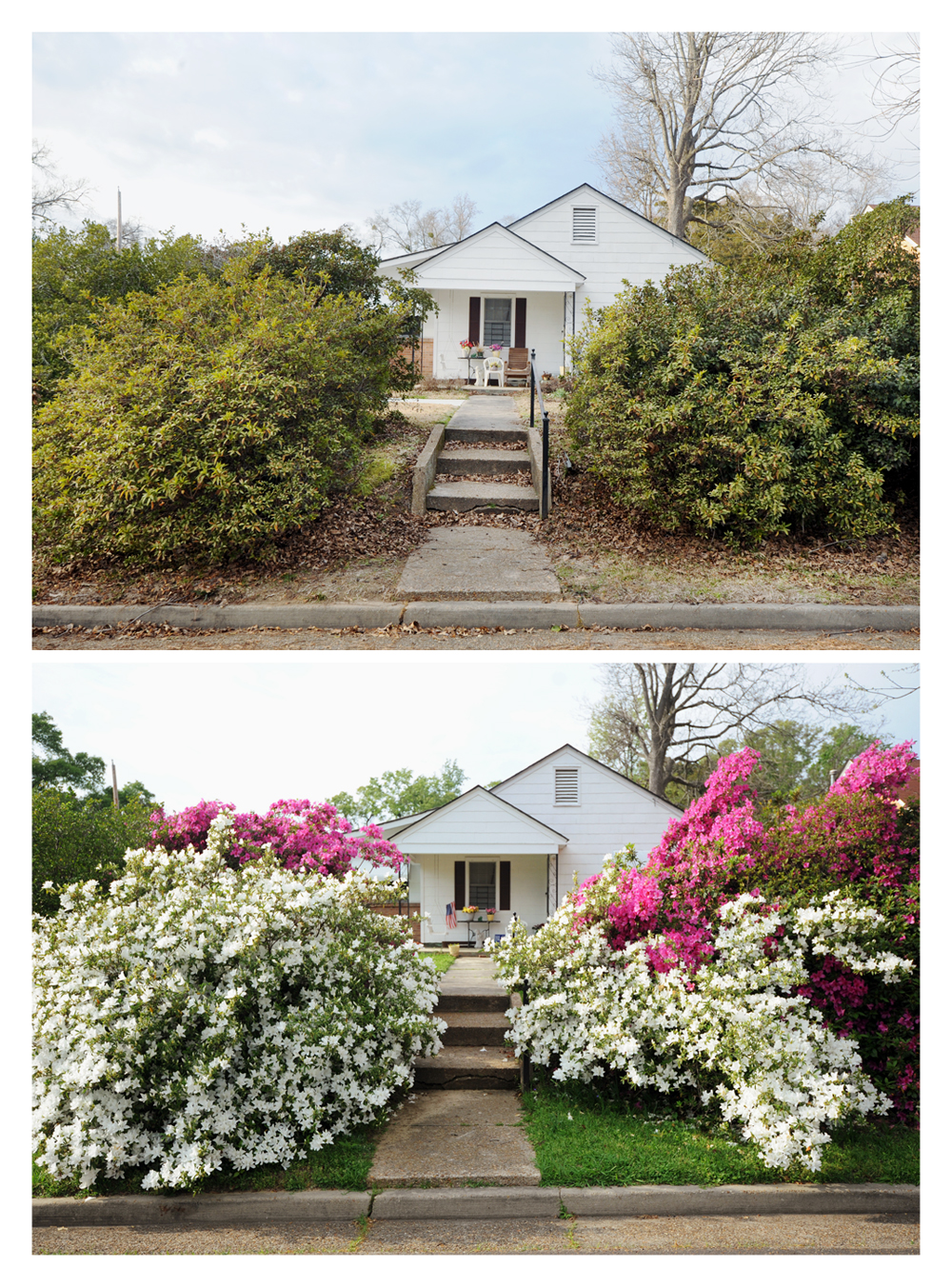 Ben HIllyer, Winter 2014 top, Spring 2012 below