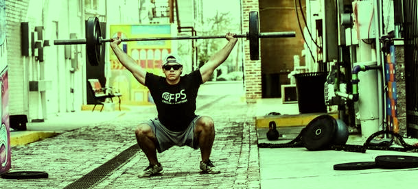 begin your journey today... - Try CrossFit PortSide for FREE