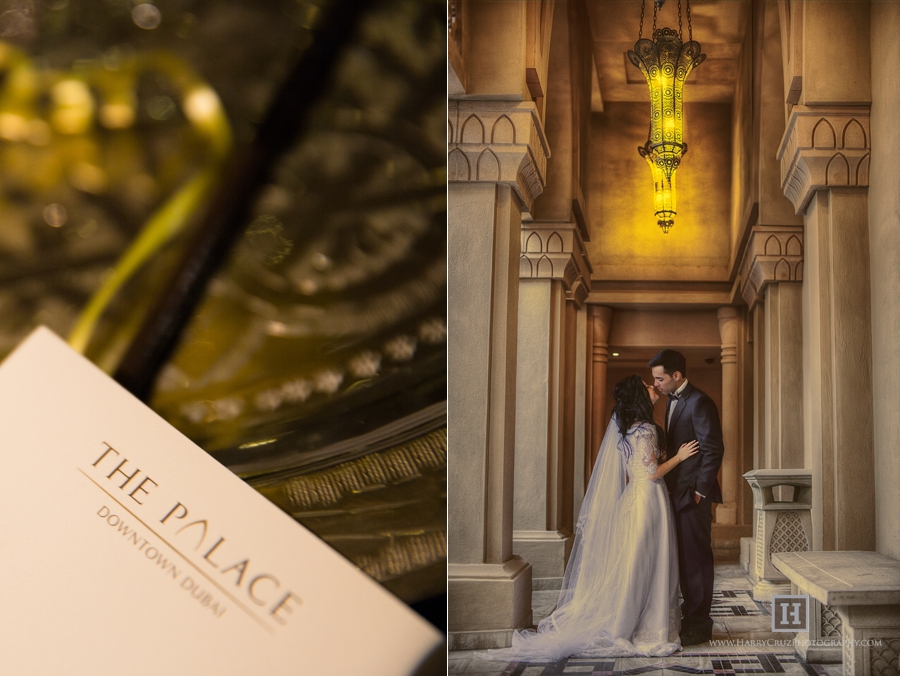 The Palace Hotel Downtown Dubai Wedding