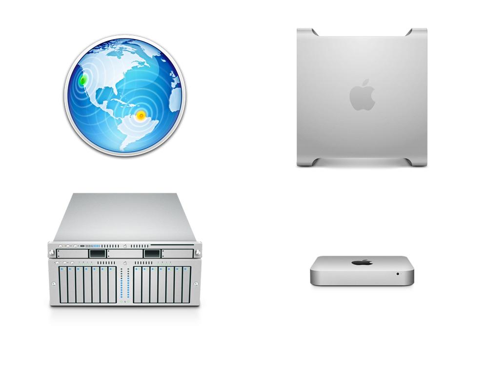Implementação e gestão de OS X Server