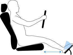 drivers seat